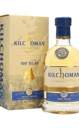 Kilchoman 100% Islay / 4th Release