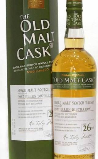 Port Ellen 26 Old Malt Cask