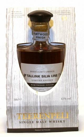 Teerenpeli Distiller's Choice Portwood Finish