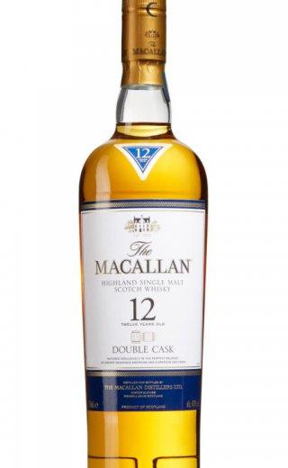 Macallan double cask 12 år