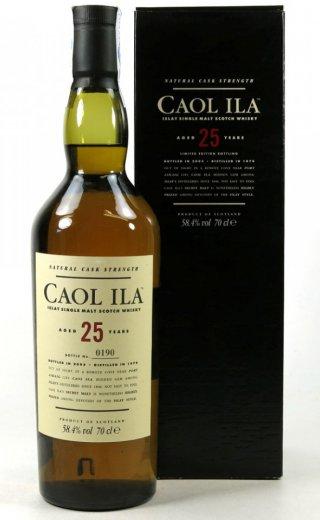 Caol Ila 25yo / 1979