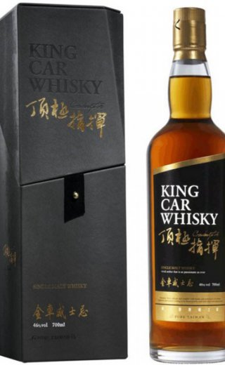 King Car Whisky (Kavalan) - Conductor