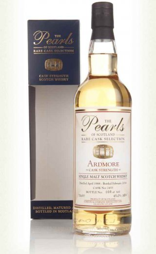 Ardmore 1988 25 YO CS The Pearls of Scotland