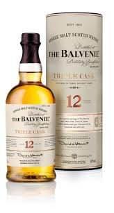 Balvenie 12 Triple Cask