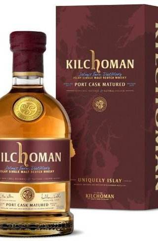 Kilchoman Port Cask