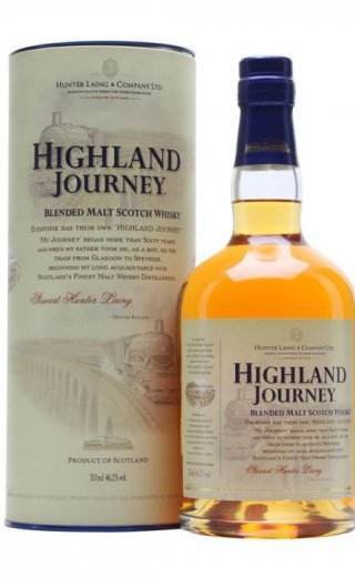 Highland Journey Blended Maltwhisky