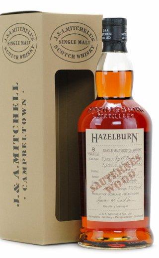 Hazelburn 8yo Sauternes Wood
