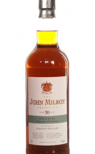 Glenlivet 1975 John Milroy